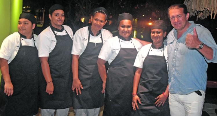 Teppanyaki Chef Yalayala Has No Regrets Over Her Decisions