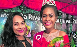 Fulori Closes Ba Riverside Fiesta With Queen's Crown