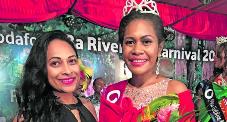 Fulori Closes Ba Riverside Fiesta With Queen's Crown