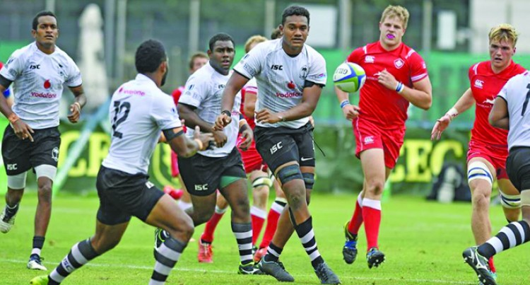 Fiji, Samoa In U20 Final