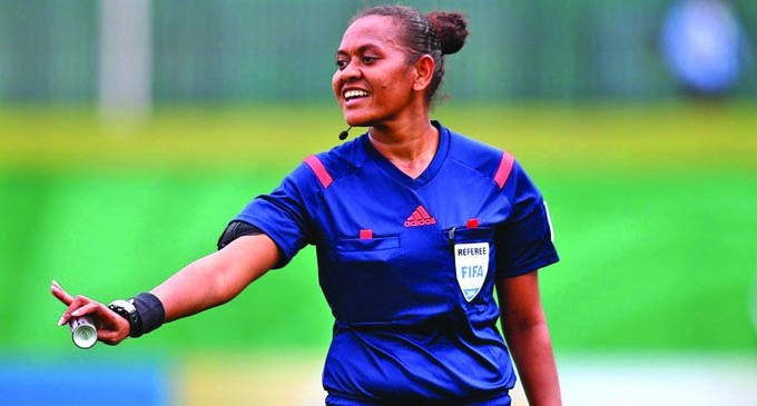 Ref Vulivuli For U17 World Cup
