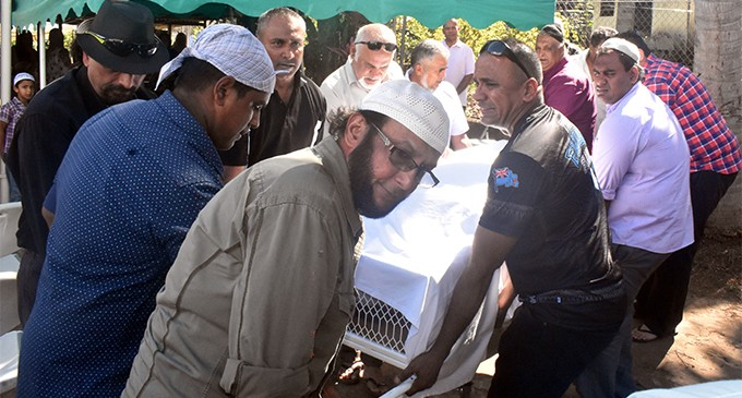 Tukuna Boy O Nadi Ko Passes Away