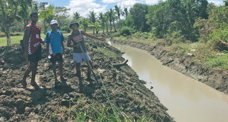 Ministry Steps In To Oversee Drainage Issues at Nadi village