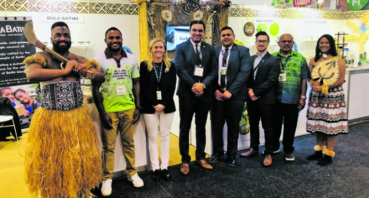 Fijian Exporters  Impress in Australia