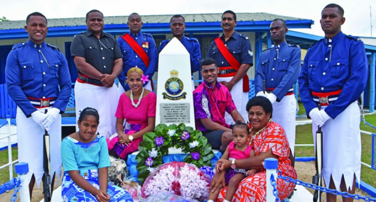 Police Honour Fallen Officers