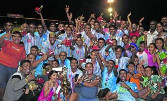 Lajonia Crowned Labasa Sanatan Champions