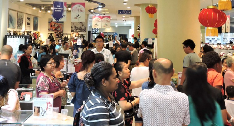 2018 Mid-Autumn Festival Celebrated In Style At Tappoo
