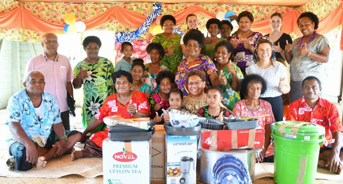 Bakery, Catering Business Hope For Nawiwi, Women Thank Vuniwaqa