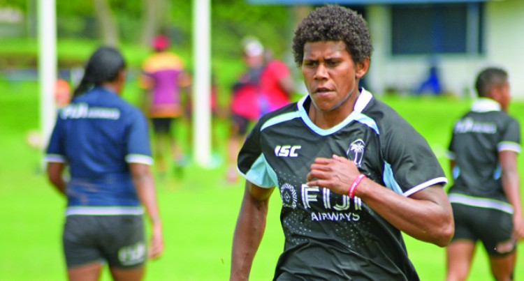 Naiqato Out To Prove Worth