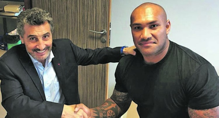 Nadolo New Top 14 Deal