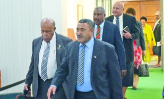 SODELPA MPS SURRENDERED THEIR GROUND ON FRONT TRENCHES OF DEBATE