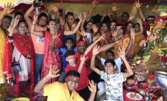 Religious Festival Unites, Strengthens Family