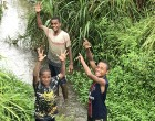 Rain Bring Joy to Lautoka Residents