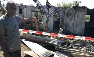 Community Reels With Shock After House Fire