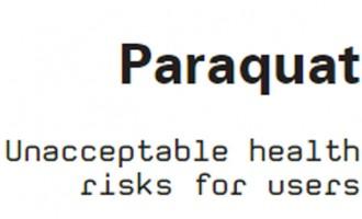 Ban Paraquat, Doctors Say