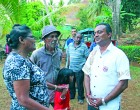 Extra Water Tanks For Nagigi Settlement