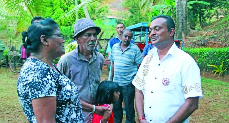 Extra Water Tanks For Nagigi Settlement
