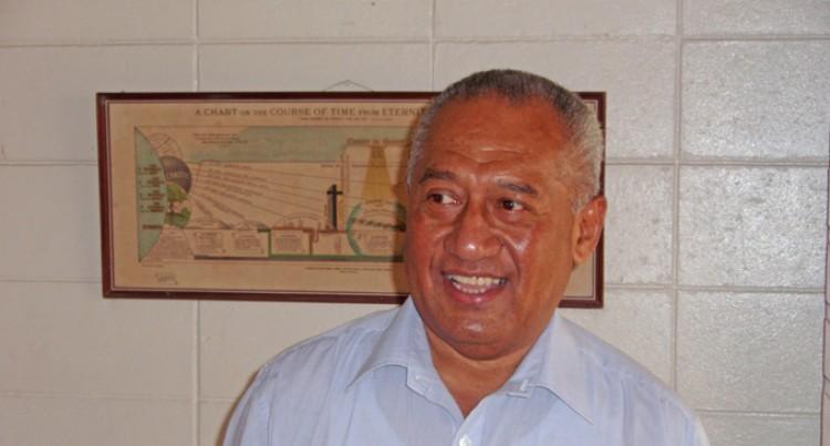 Ratu Jone 'Known For Wit, Wisdom, Economic Expertise'