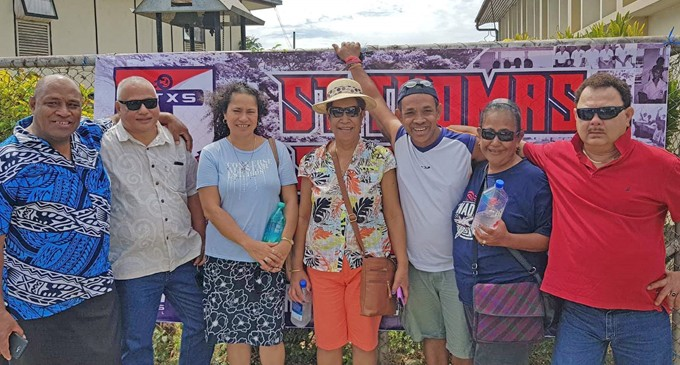 Three-Day Reunion For Ex-St Thomas Students
