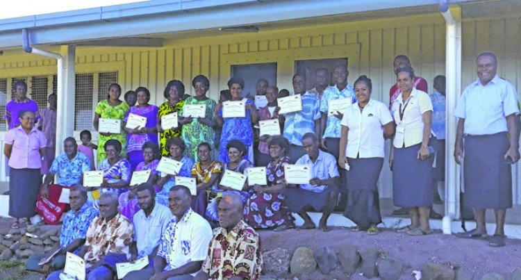 Westpac and iTaukei Affairs Board Partnership helps Tailevu Villagers