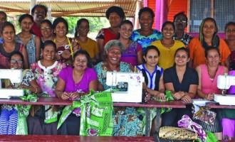 Ministry Organises  Sewing Training For Vunika Women