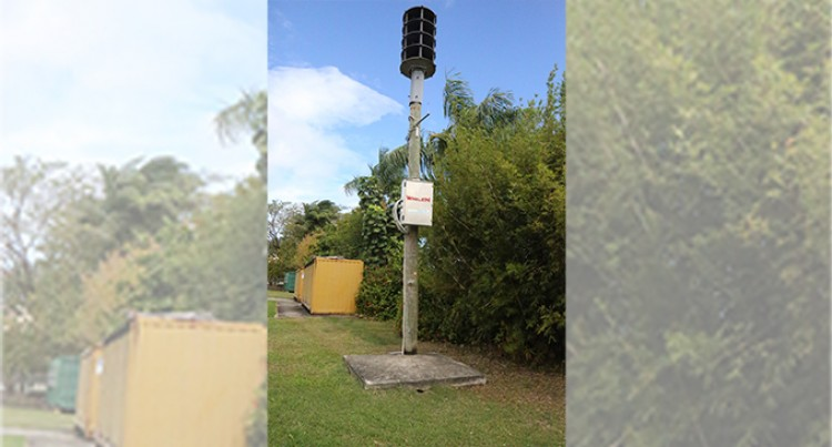 Student Happy With Suva Tsunami Sirens