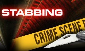 Stabbing Victim Under Observation