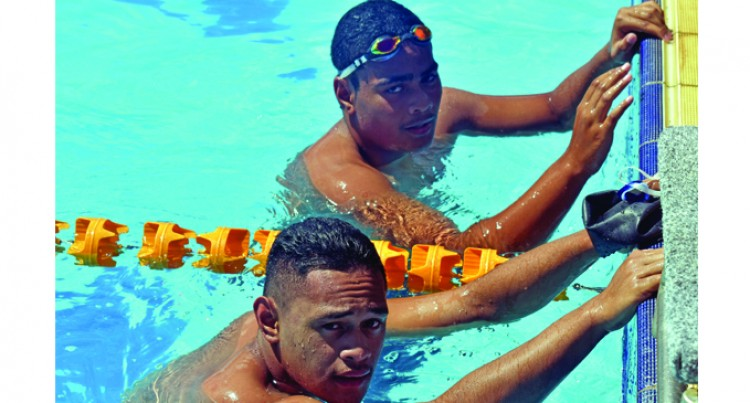 Swimmers Prepare For NZ Open