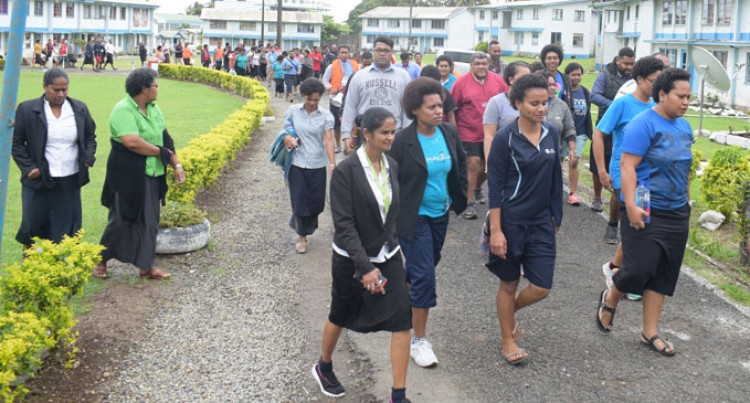 Government Officials Practise Tsunami Drill