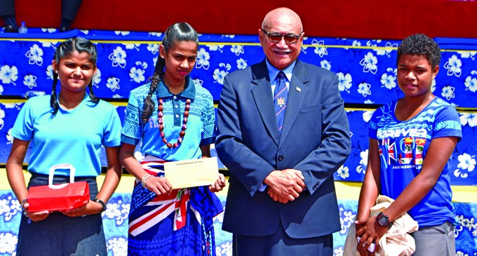 Three Students Win Essay Contest