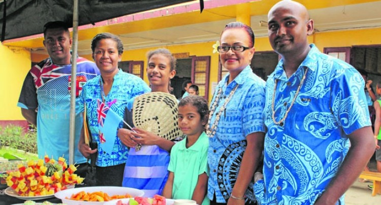 Resort Provides Refreshments For Hundreds At Navua
