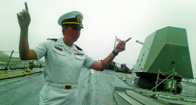 USS Shoup Visits Fiji To Enhance Knowledge