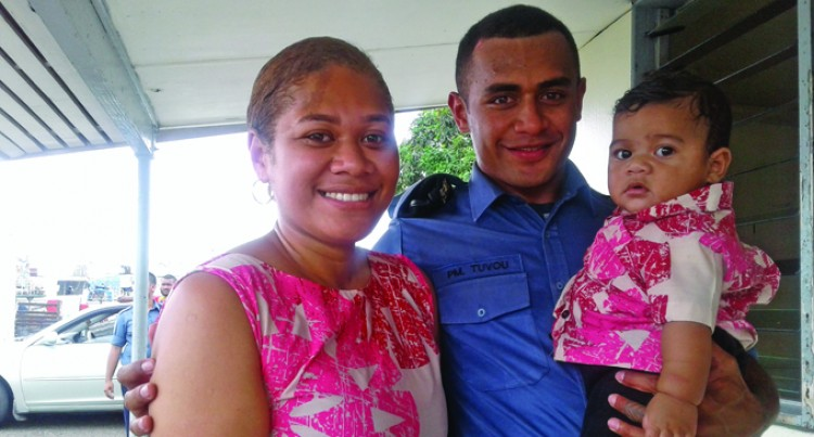 OS Tuvou's Three Months At Sea Rewarding