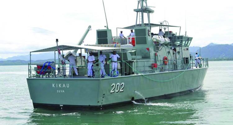 """""""Kikau's Return A Bonus To Navy Says Tawake"""""""