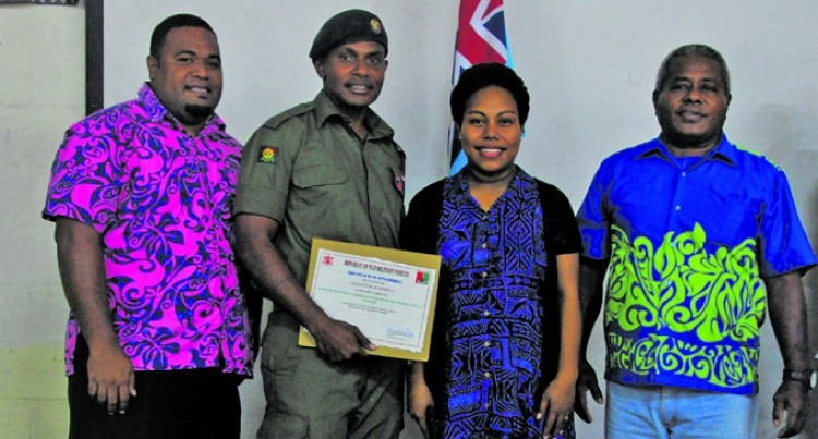 Non-commissioned Military Officers Complete Training