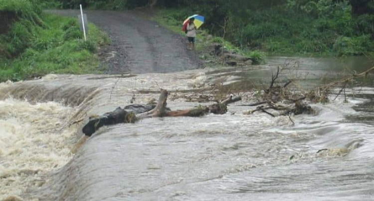 FRA Situation Report: If Rain Continues Kings Road At Korovou Will Be Flooded