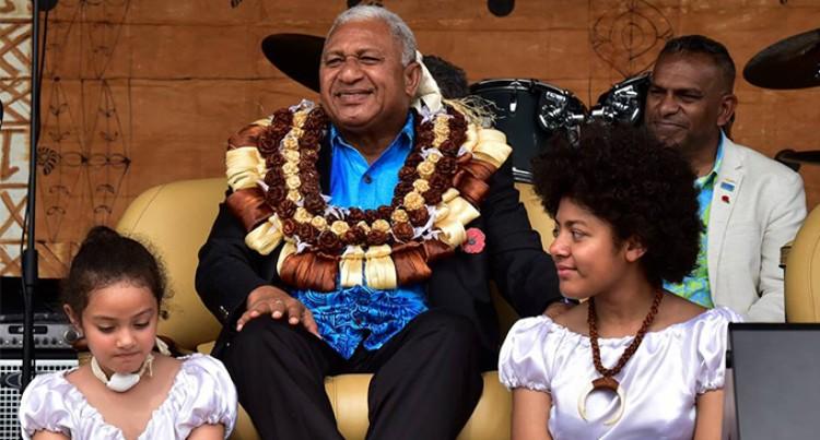 PM Marks Emotional Fiji Day In Sydney