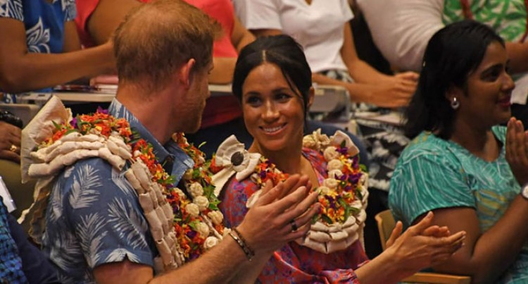 Prince Harry And Meghan In Fiji: Couple Over Night At A 5-Star Island Resort
