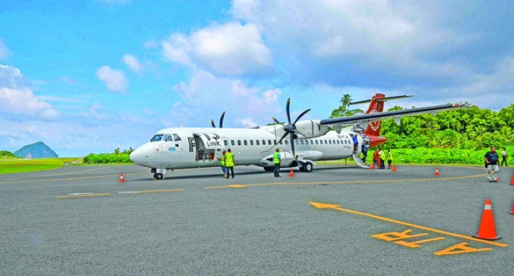 $12.8 Million Runway for Rotuma Opened