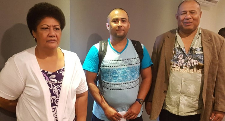Fijian Survives Air Niugini Chuuk Flight