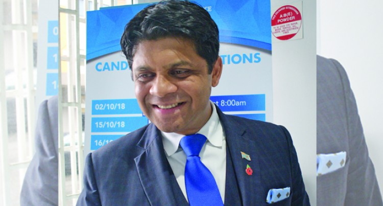 FijiFirst Is First To Submit Assets And Liabilities Declarations