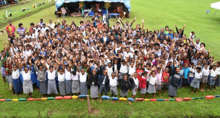 Acting PM hails Historic Waitui Cluster Education Partnership Model