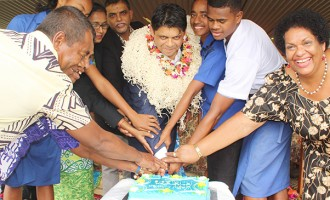 Acting PM An instant hit in Rewa