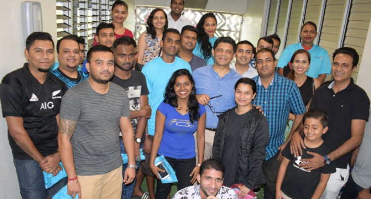 Youths Throw Support Behind FijiFirst
