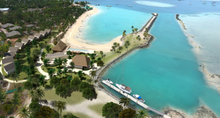 Island Resort Gets $16 Million Development