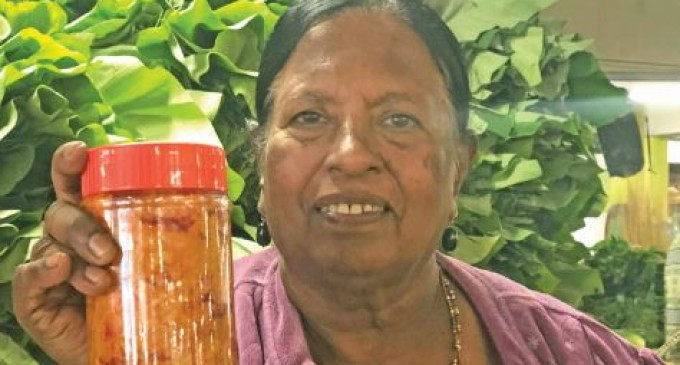 Granny Wants Help To Forge Ahead