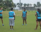 Sports Clinic Targets Young Girls