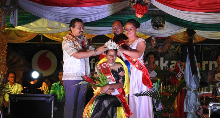Miss Ovalau, Bukalidi Thanks Parents, family