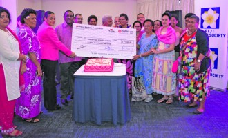 Tanoa Hotel Group Reaffirms Commitment To Pinktober