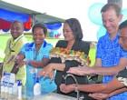 Minister Stresses Benefits Of Handwashing